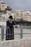 Ebreo anziano Immagine Stock