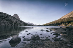 Żebro kopuła w sierra Nevada góry Obrazy Royalty Free