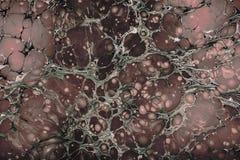 Ebry艺术摘要液体背景 免版税库存照片