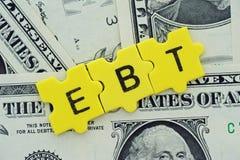 EBT Stock Image