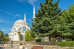 The Ebu Bekr Mosque . stock photography