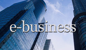 Ebusiness Stock Images