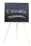 Ebusiness royalty free stock photo