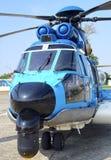 EC-225 helikopter Fotografia Stock