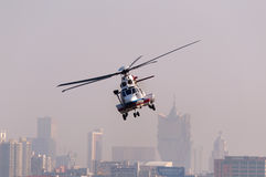 EC225 Rescue helicopter royalty free stock photography