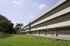 ECA-USP - São Paulo - Brazil Stock Image