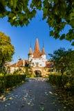 Ecaterina gate in brasov, romania Royalty Free Stock Photo