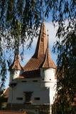 Ecaterina-Tor in Brasov Stockfotografie