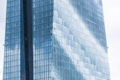 ECB - Banca centrale europea Fotografie Stock