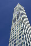 ECB tower, Frankfurt am Main Royalty Free Stock Images