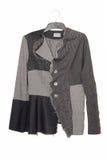Eccentric jacket royalty free stock photos