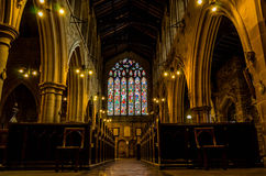 Ecclesiastical Grandeur Royalty Free Stock Photography
