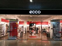 Ecco store Royalty Free Stock Photo