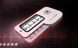 ECG Royalty Free Stock Images