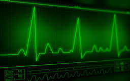 ECG Electrocardiography Stock Photos