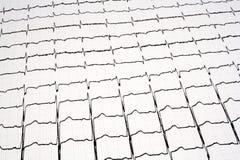 ECG - Graphique d'EKG photo stock