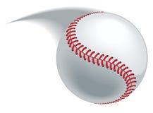 Echada del béisbol Foto de archivo