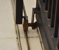 Echador del eslabón giratorio Fotografía de archivo