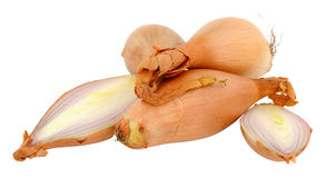 Echalion Shallots Royalty Free Stock Photos