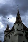 Echaterina-Tor-Türme Stockbild