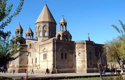 Echmiadzin Stockfotos