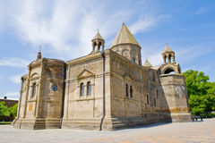 ECHMIADZIN CATHEDRAL Stock Photography