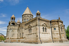 ECHMIADZIN CATHEDRAL Stock Photos
