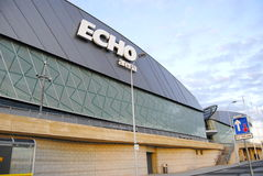 Echo Arena, Liverpool Royalty Free Stock Photography