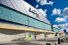 Echo arena in Liverpool Stock Photos