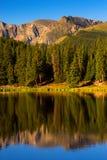 Echo Lake II stock images