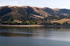 Echo Reservoir. North of Coalville, Utah Royalty Free Stock Photography