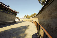 The Echo Wall. In Beijing Royalty Free Stock Photo