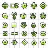 Echo WOW. Graphic icons & symbols for designers Stock Illustration