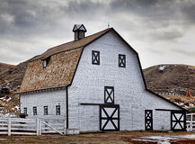 Echodale Barn Stock Photography