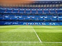 Echt cf. van Madrid royalty-vrije stock foto