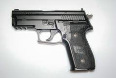 Echt pistool SIG sauer 19 royalty-vrije stock foto