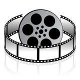 Echte film royalty-vrije illustratie