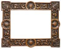 Echte kaderfotografie met het formaat van PNG royalty-vrije illustratie
