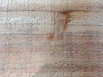 Echte natuurlijke lichtbruine houtachtergrond Stock Foto's