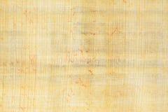 Echte oude payrusdocument achtergrond en textuur nummer 9 Sluit omhoog macro royalty-vrije stock afbeelding