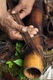 Echte pijltjes uit de Amazone Royalty-vrije Stock Afbeeldingen
