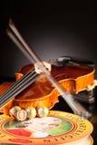 Echte Salzburger Mozartkugeln durch Mirabell Lizenzfreies Stockfoto