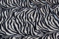 Echte witte Bengalen tijgerhuid Royalty-vrije Stock Foto's