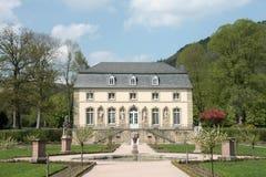 Echternach, великий герцог Люксембурга стоковое фото