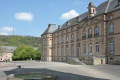 Echternach, великий герцог Люксембурга стоковые фотографии rf