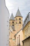 Echternach-Abtei Stockfoto