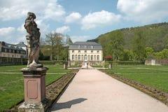 Echternach, Gran Ducato del Lussemburgo immagini stock libere da diritti