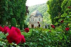 Echternach, petite ville au Luxembourg Photo libre de droits