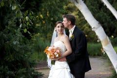 Echtgenoot en vrouw Royalty-vrije Stock Foto