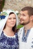 Echtgenoot en vrouw Royalty-vrije Stock Foto's